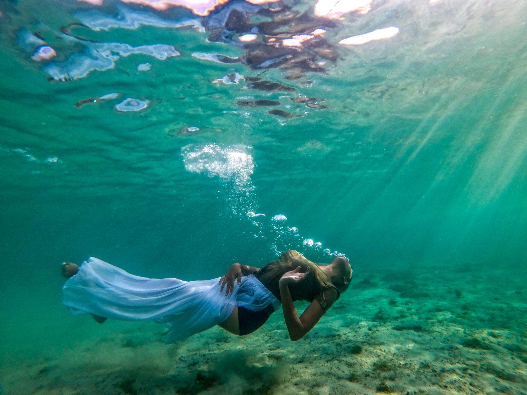 Underwater Photography Mauritius