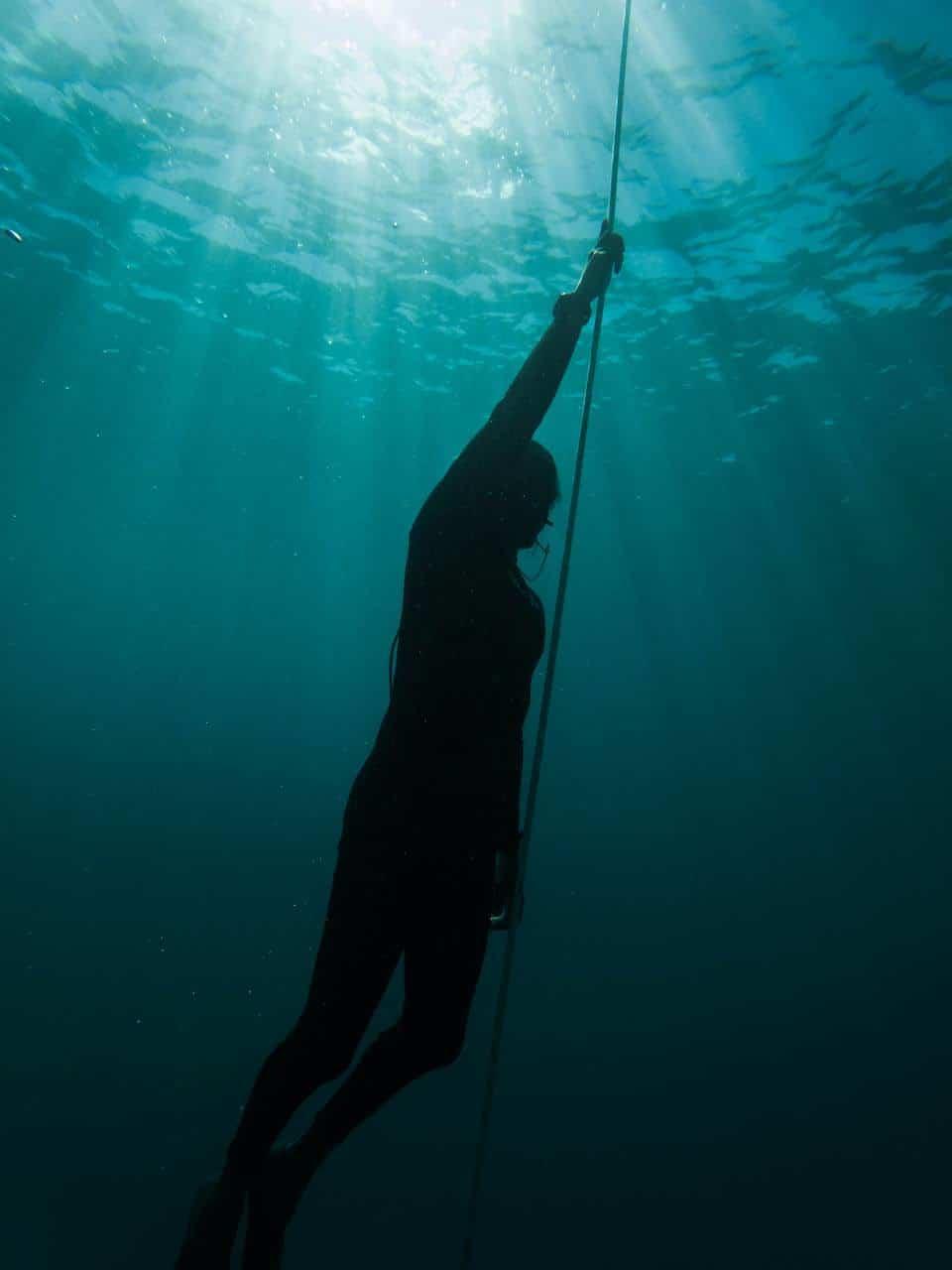 PADI Freediving Courses Mauritius