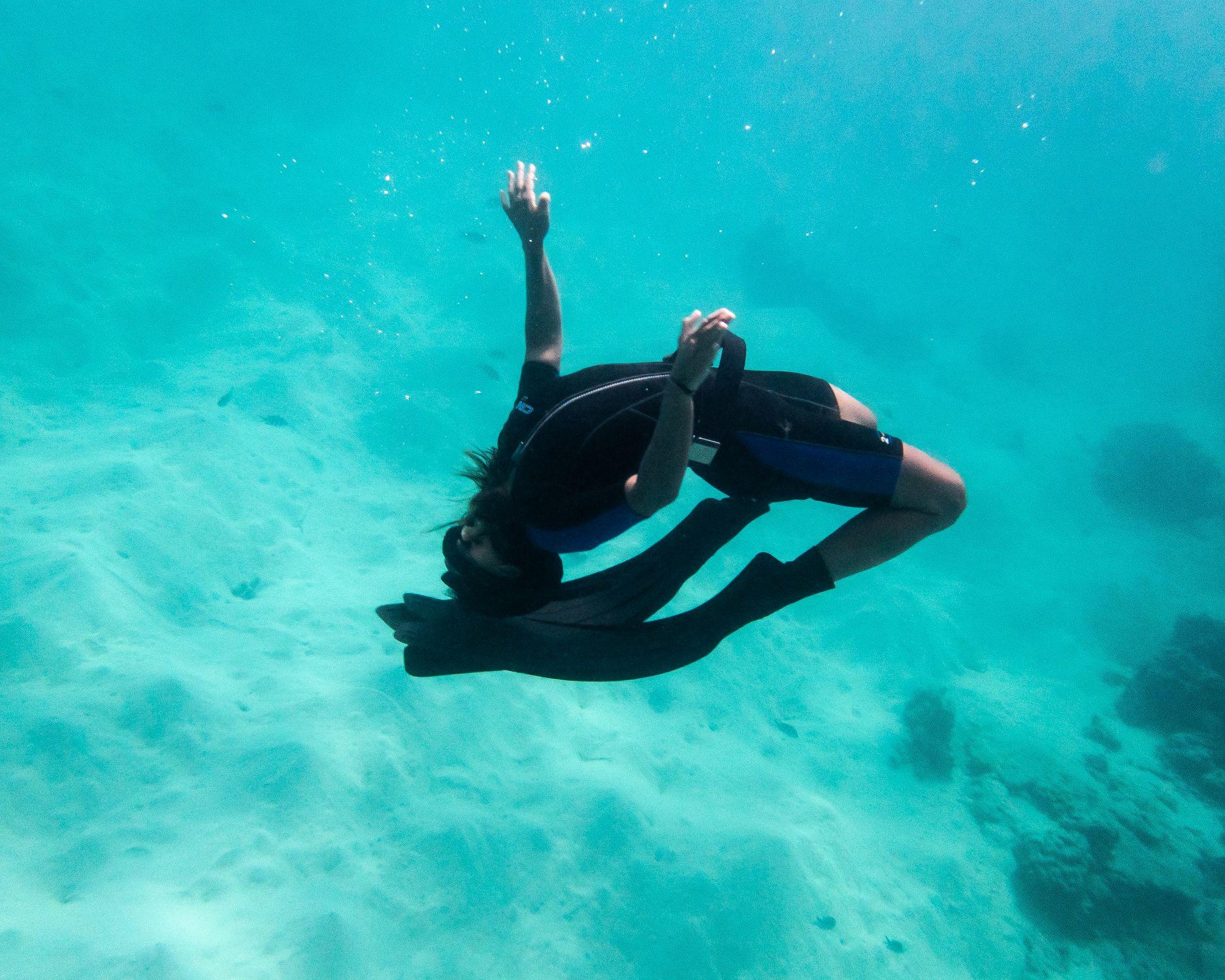 PADI Freediving Mauritius